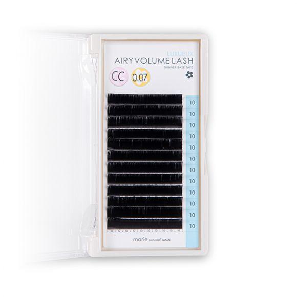 Airy Volume Lash Luxueux CC Curl 0.05mm 09mm