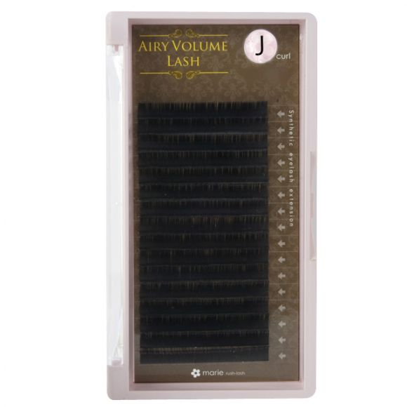 空气感睫毛 J 0.08 × 12mm