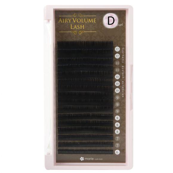空气感睫毛 D 0.03 × 6-12mm 混合