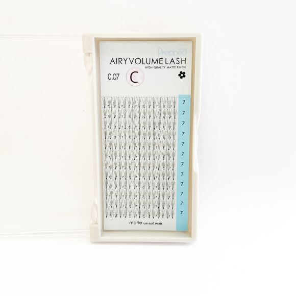 空气感睫毛 朵毛  3D J 0.07 x 07mm