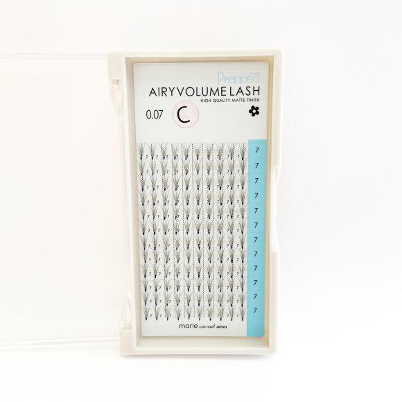 空气感睫毛 朵毛  5D CC 0.07 x 10mm