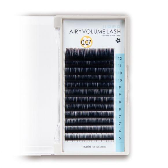 空气感奢华睫毛  CC 0.07 × 5-12mm 混合