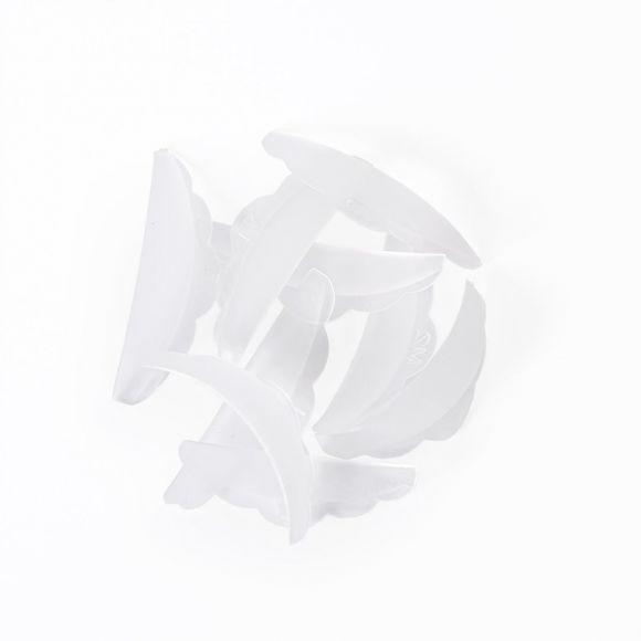 烫睫毛硅胶垫 透明 5尺寸组合