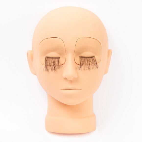 睫毛练习用模特头