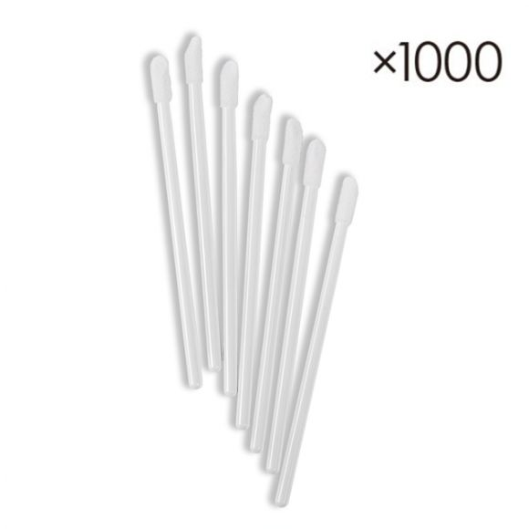 睫毛清洁棉棒 (1,000根)