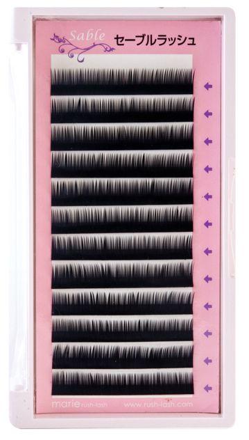 绝美极光睫毛补充盒 CC 0.12 x 12&13mm