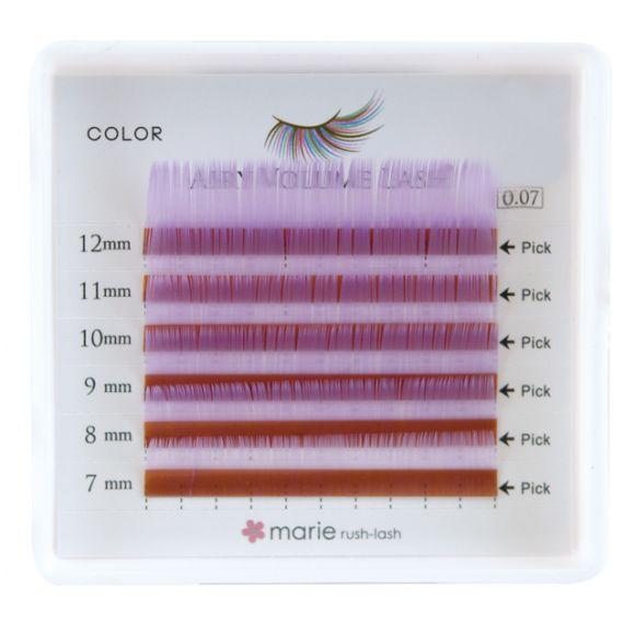 淡紫 C 0.07 x 7-12mm 混合