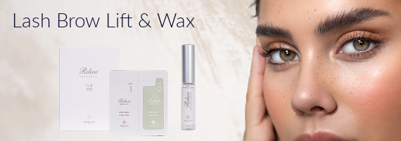 Lash and Brow Lift and Wax