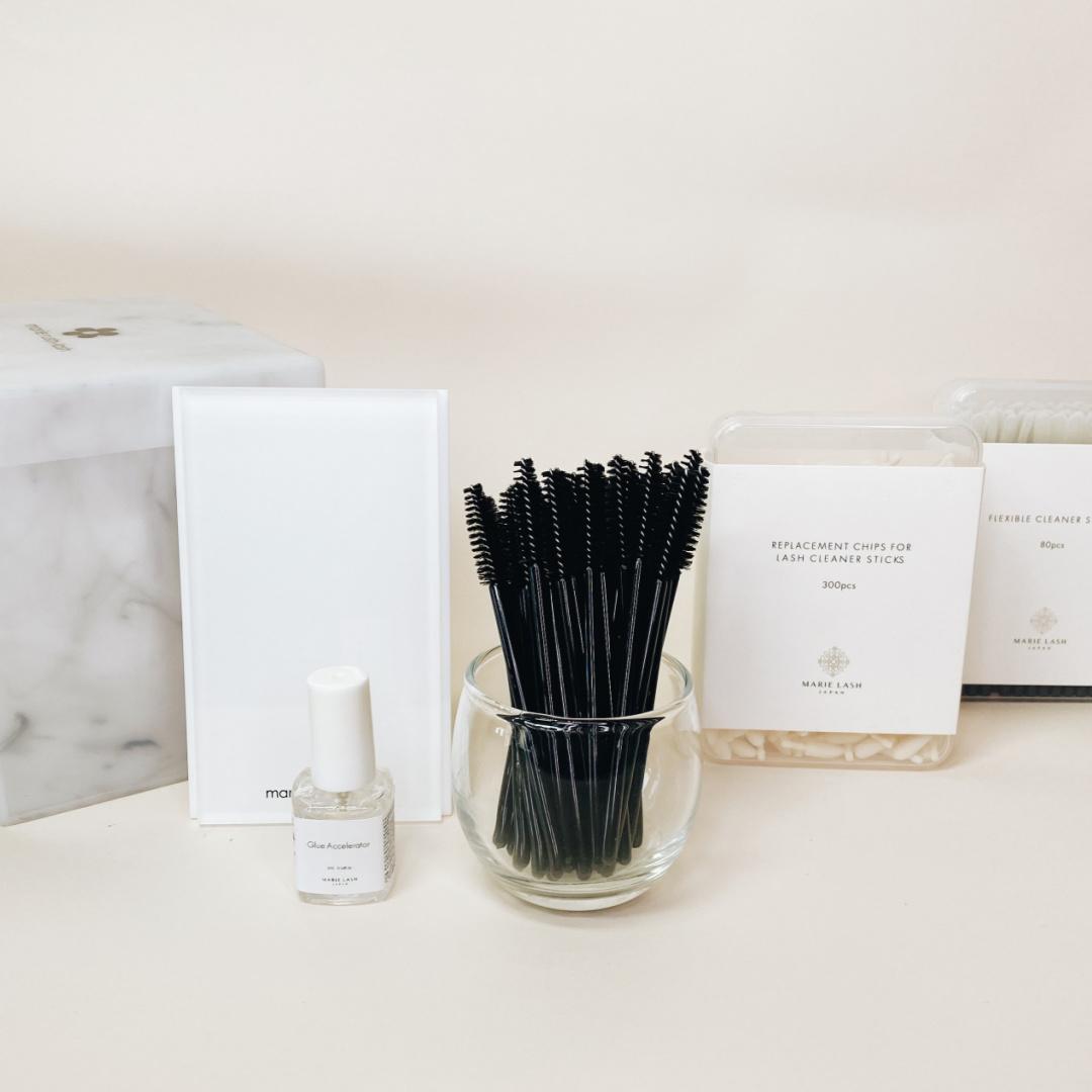 MARIE LASH JAPAN 接睫商品 (Lash Products)